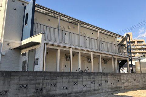 駅から遠い一棟アパートを高額査定で売却出来た成功例